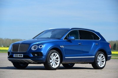 Bentley Bentayga (47 фото)