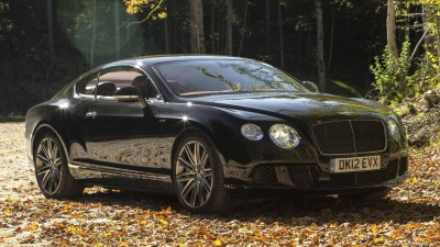 Bentley Continental GT Speed (51 фото)