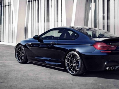 BMW M6 Coupe (35 фото)