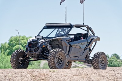 Can-Am Maverick X RS Turbo R (31 фото)