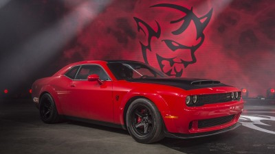 Dodge Challenger SRT Demon (41 фото)