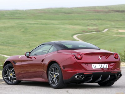 Ferrari California T (45 фото)