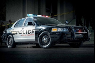 Ford Crown Victoria Police Interceptor (28 фото)