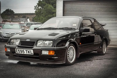 Ford Sierra Cosworth RS500 (36 фото)