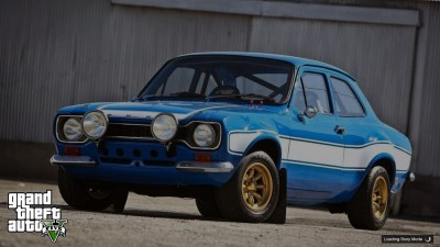 Ford Escort RS1600 (37 фото)