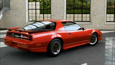 Pontiac Firebird Trans Am GTA (33 фото)