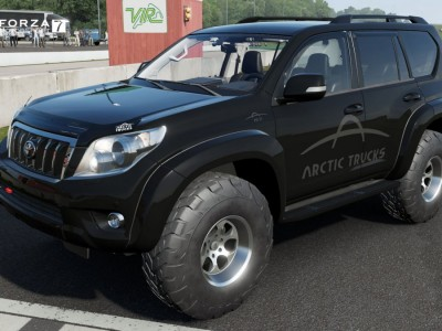 Toyota Land Cruiser Arctic Trucks AT37 (45 фото)