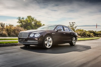 Bentley Flying Spur (32 фото)
