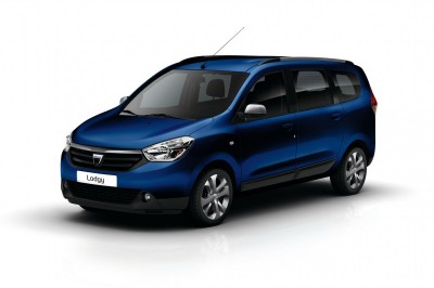 Dacia Lodgy (48 фото)