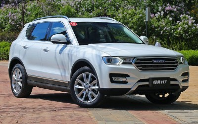 Haval H7 (29 фото)