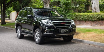 Haval H9 (35 фото)