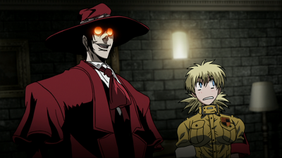Хеллсинг OVA / Hellsing Ultimate (38 фото)