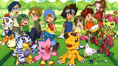 Приключения Дигимонов / Digimon Adventure (31 фото)