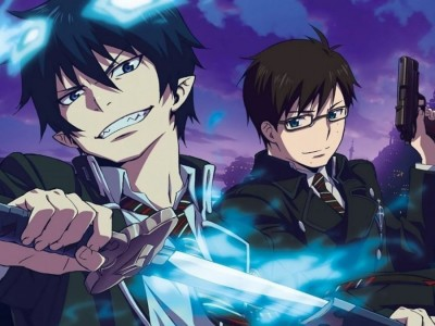 Синий экзорцист / Ao no Exorcist (39 фото)