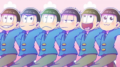 Осомацу-сан. Фильм / Osomatsu-san Movie (29 фото)