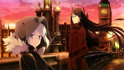 Досье лорда Эль-Меллоя II / Lord El-Melloi II Sei no Jikenbo: Rail Zeppelin Grace Note (34 фото)