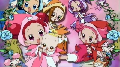 Невезучая ведьма Дореми: Диез / Ojamajo Doremi Sharp Movie (12 фото)